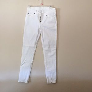 White 7 FOR ALL MANKIND jeans